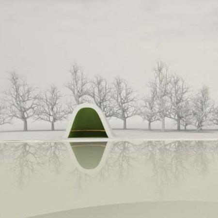 Bob Trempe Warming Hut Design